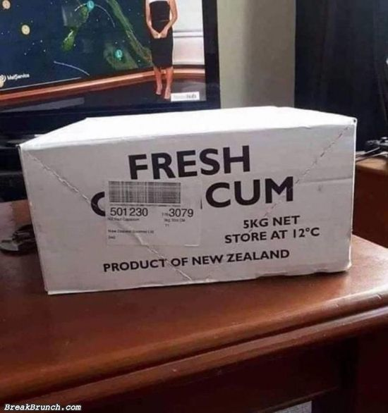 Need a better packaging label