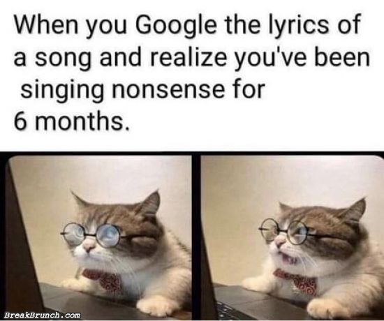 Some songs are just hard