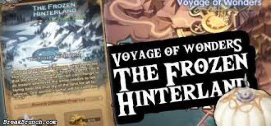 AFK Arena guide on how to 100% clear The Frozen Hinterland (Voyage of Wonders)