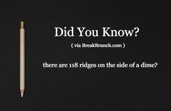 Did You Know #45