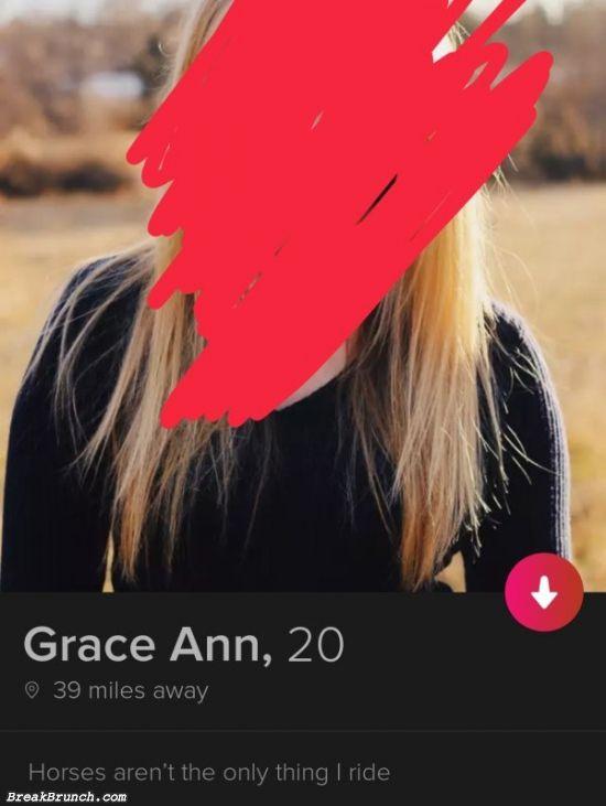 24 shameless Tinder profiles