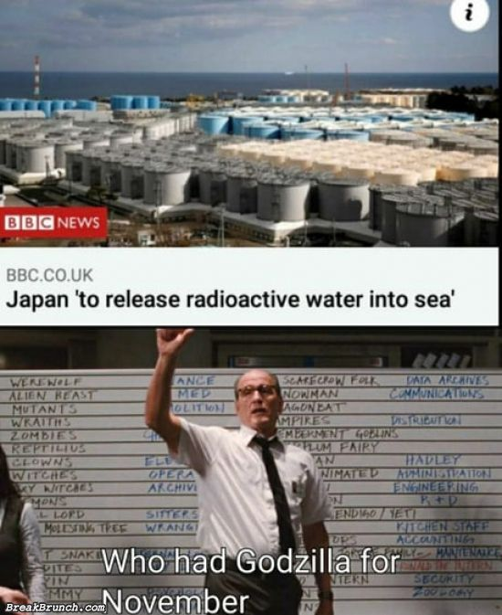 Japan to release radioactive water into sea