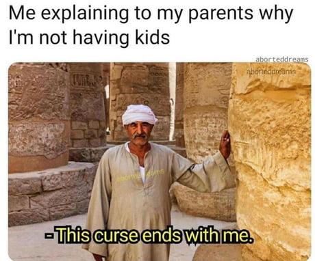 Why I am not having kids