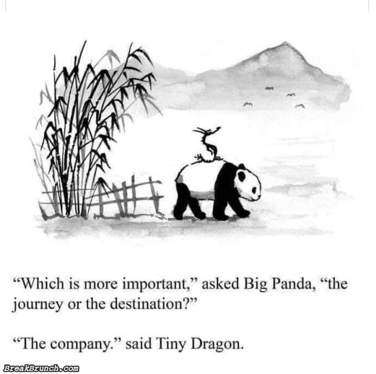 The company is most important