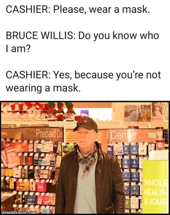 Do you know who I am