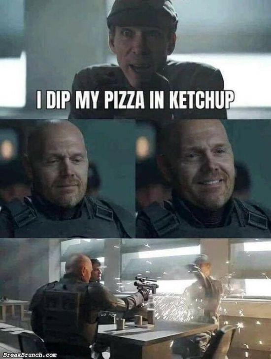 Kill him now