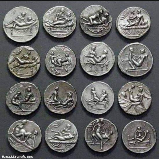 The sex coin