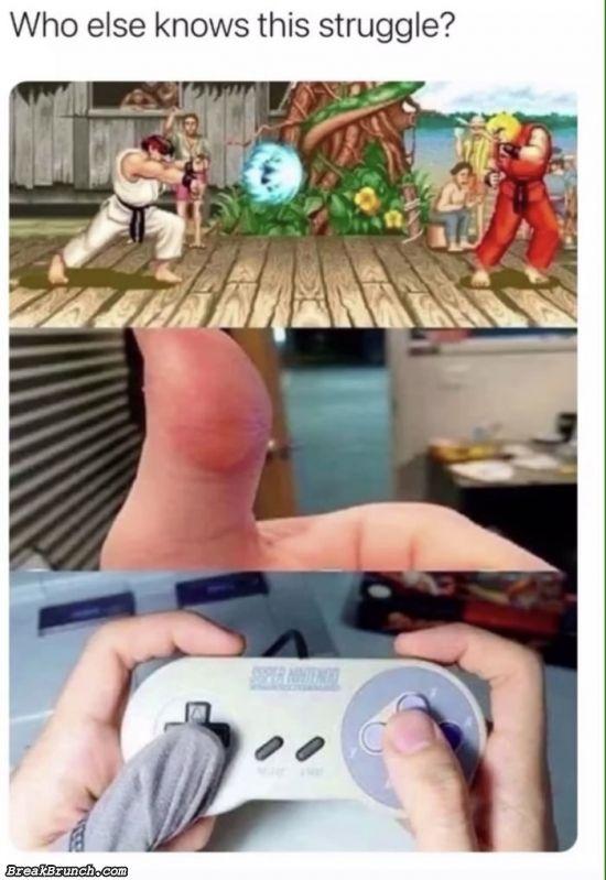 Gamer problem