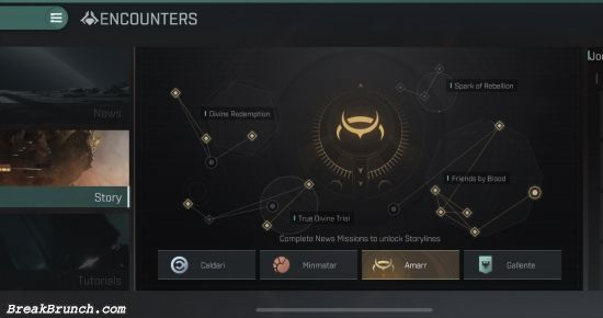 Eve Echoes New Story Mission Rewards ( Last Updated Feb 15, 2021)