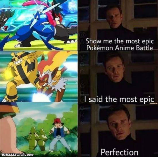 Most epic pokemon battle
