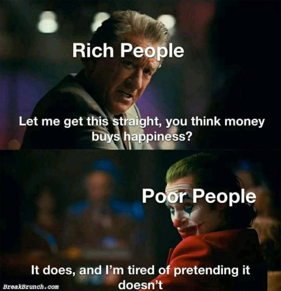Maybe money does buy happiness